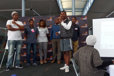 Entrepreneurs Tackle Pressing Problems at Startup Weekend Cape Town