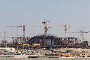 Abu Dhabi Airport Gets Ready For Abu Dhabi Aviation And Aerospace Week in 2016