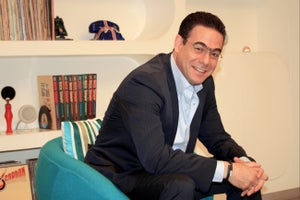 """Make It Happen."" Nicolas Sehnaoui Talks Digital, Development And Lebanese 'Treps"