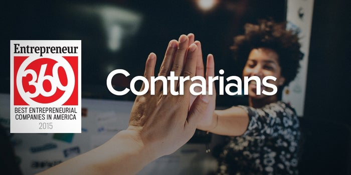 Growing Against the Grain: Meet the Entrepreneur360 'Contrarians'