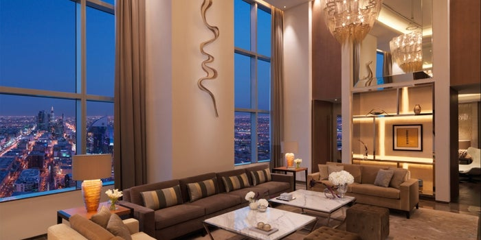 Leveraging Expertise: The Four Seasons Hotel Riyadh At Kingdom Center