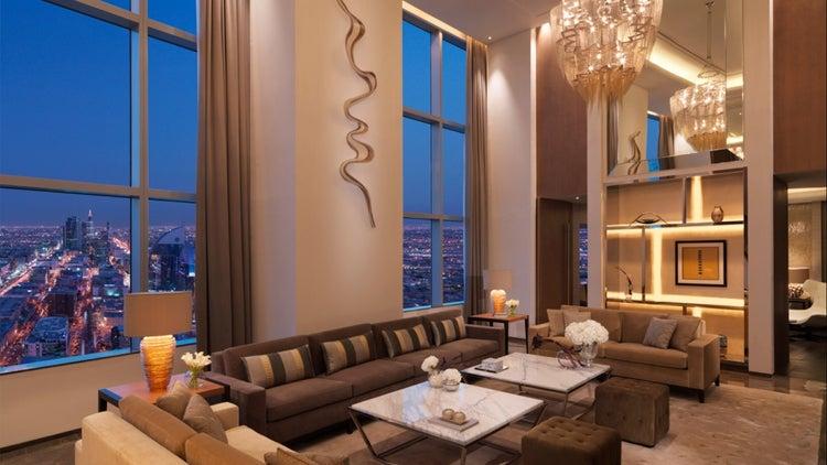 Leveraging Expertise: The Four Seasons Hotel Riyadh At Kingdom Center