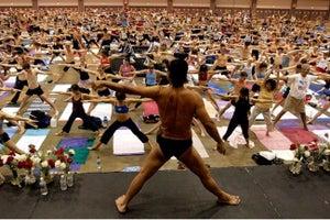 Court Puts the Bikram Hot-Yoga Empire On Ice