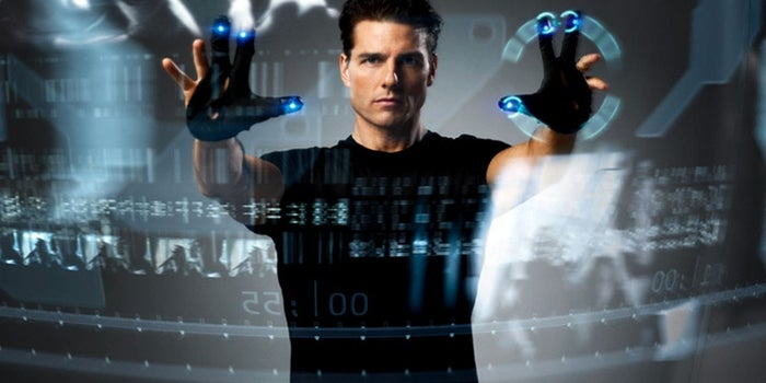 The Future of Advertising Will Probably Look a Lot Like 'Minority Report'