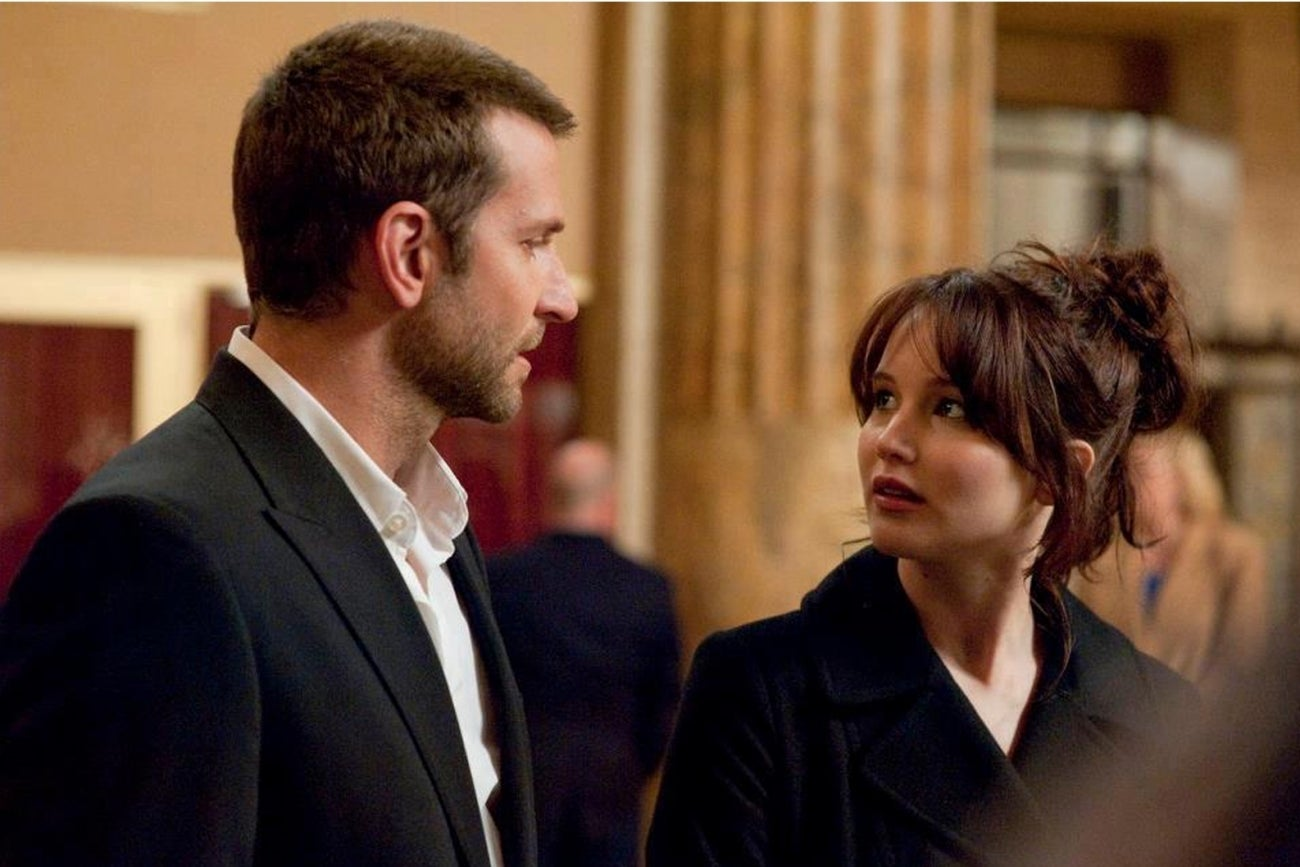 silver linings playbook writer Movie reviews for silver linings playbook mrqe metric: see what the critics had to say and watch the trailer.