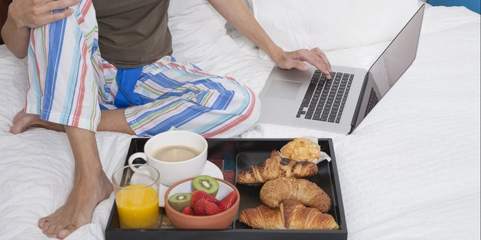 Put Some Clothes On and Get To Work: Tips For Working at Home