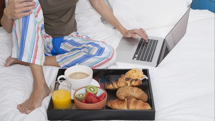 4 Reasons Not to Be a Stiff About Employees Working From Home