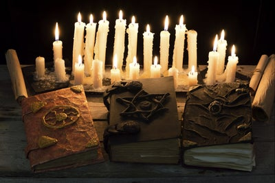 This Halloween Season, Real-Life Witches Share Spells for Money, Confi...