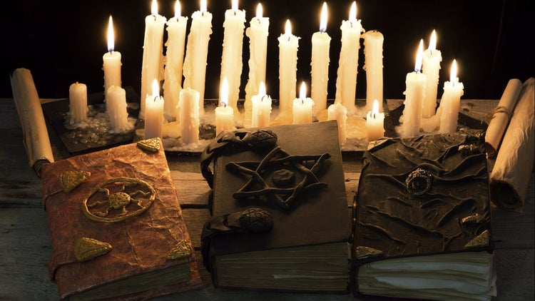 this halloween season real life witches share spells for money confidence and success - Halloween Witchcraft