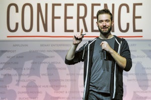 Reddit's Alexis Ohanian on Starting Up, Dorking Out and Cat Theories (VIDEO)