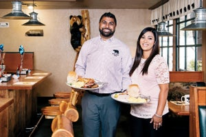 How This Former Engineer Found His Appetite for Business as a Restaurant Franchisee