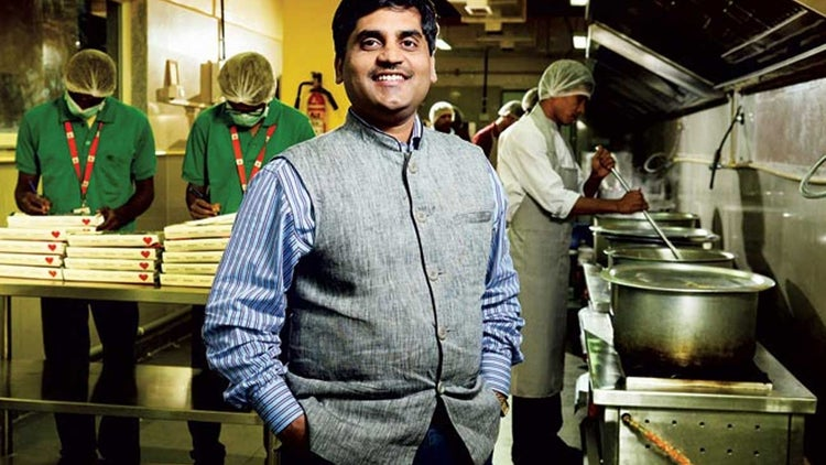 Serving Scientifically Designed Meals to Patrons