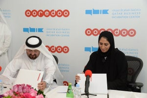 Partnering For Entrepreneurial Achievement: Ooredoo And QBIC To Launch Tech-Focused Startup Incubator