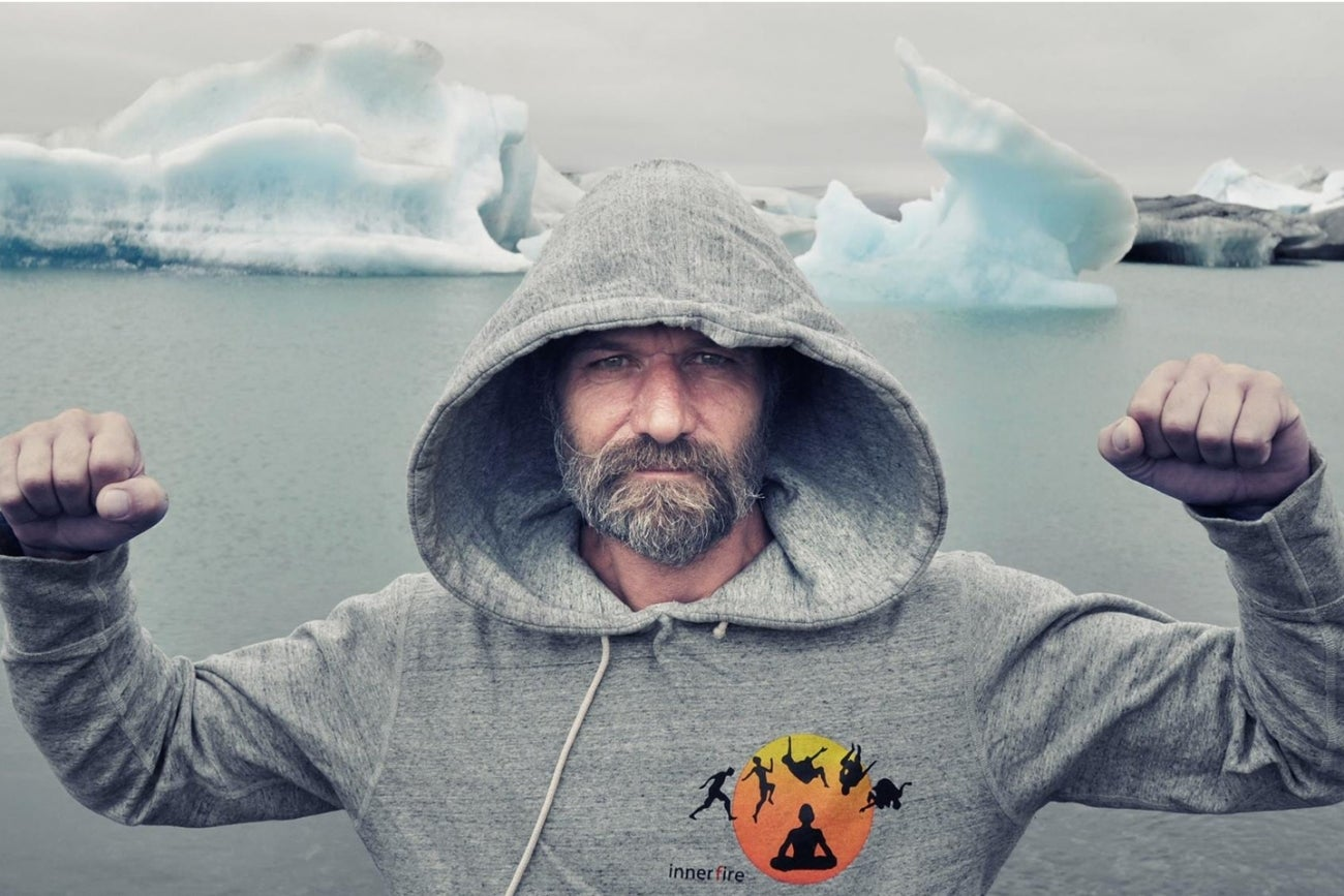 A Mad Method By An Iceman That Can Strengthen Your Mind