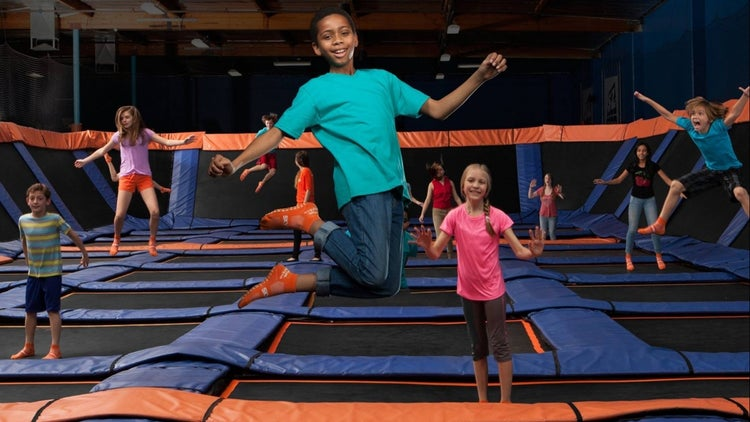 This Man Has High Hopes for His Sky Zone Franchise