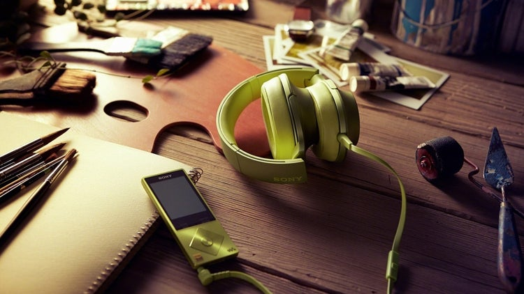 For The Audiophiles: Sony h.ear