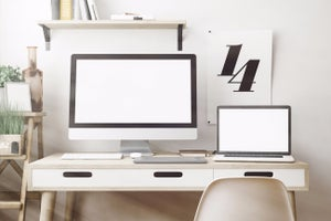 9 Ways to Create a Productive Home Office (Infographic)