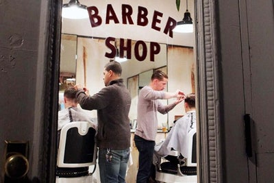 What's in a Name? Ask the Blind Barber, a Salon That Offers More Than...
