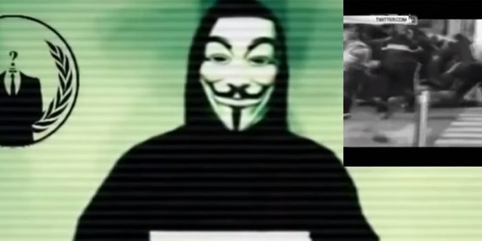 Hacker Group Anonymous Declares War On Islamic State