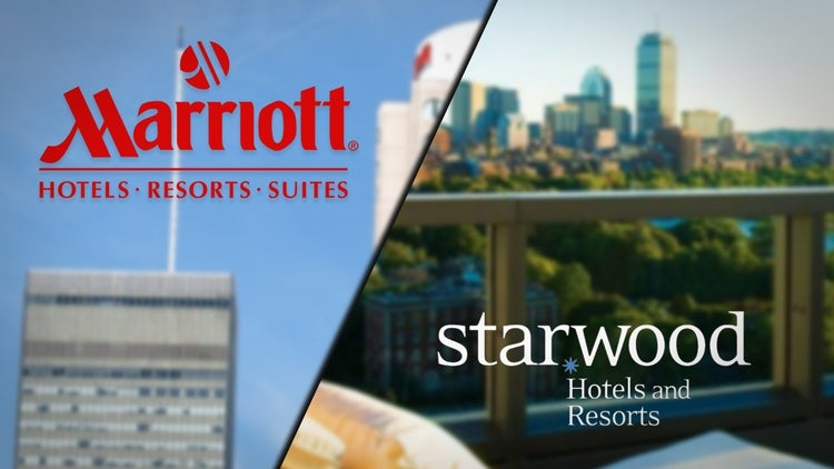 Marriott to Buy Starwood to Create World's Largest Hotel Chain