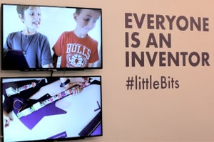 LittleBits Founder: To Boost Creativity, We Must Demystify Technology