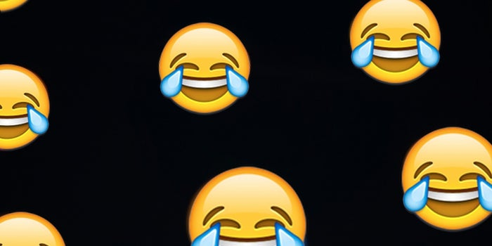 The 2015 Word of the Year Is an Emoji You Use All the Time