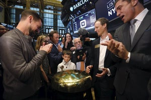 Square Jumps More Than 60 Percent in Early Trading