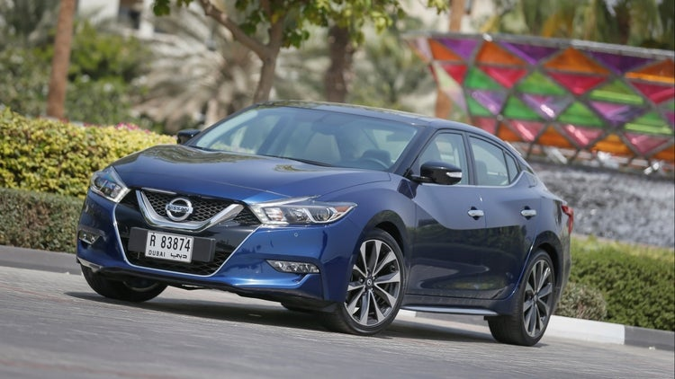 'Treps Choice: Nissan's 2016 Eighth Generation Maxima