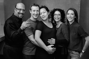 Facebook Expands Parental Leave Ahead of the Birth of Mark Zuckerberg's Baby