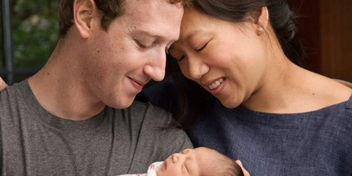 Mark Zuckerberg Uses Daughter's Birth to Announce New Charity