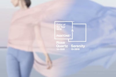 Looking to Refresh Your Logo? Pantone Just Named These 2 Shades Its 'C...