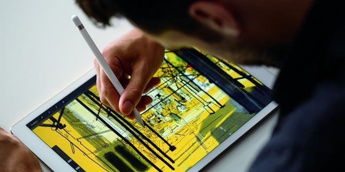 For The Gadget Aficionado: iPad Pro