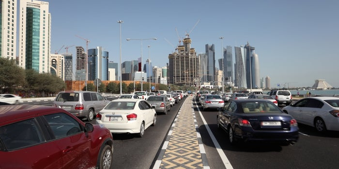 Let's Go For A Ride! Qatar-Centric Q-Cab Hopes To Quell Transport Inconveniences