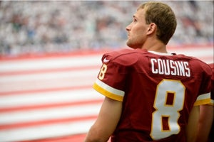 How Redskins' Quarterback 'Captain Kirk' Developed Resilience to Excel