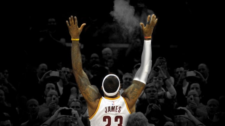 Brand Power: Nike Signs Lebron James to Lifetime Deal