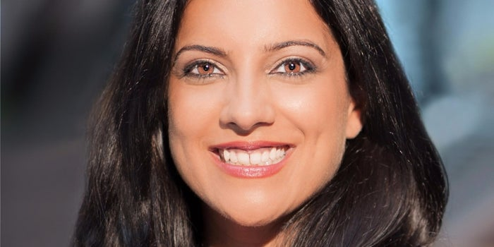 Girls Who Code's Reshma Saujani: 'Everything I've Achieved Has Come From Perseverance'