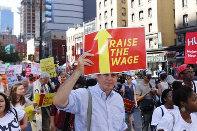 The Minimum Wage Battle Is Here to Stay