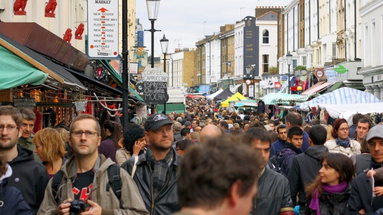 How to Compete in a Crowded Marketplace
