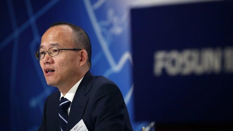 The Chinese Warren Buffett Is the Latest Financier to Go Missing