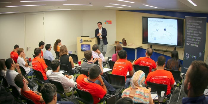 Startup Weekend Dubai Runs A 54-Hour Educational Experience For 'Treps