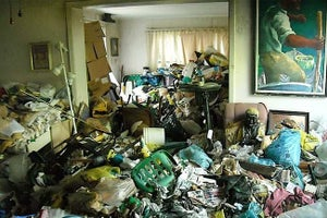 How This Ex-Police Officer Found a Business in Cleaning Up Crime Scenes, Hoarders' Homes