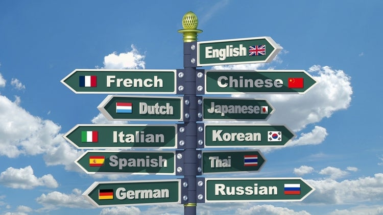 Language localization: Take your business to a billion more people