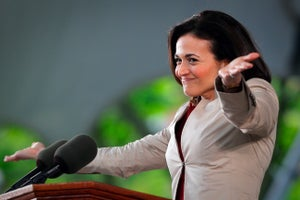 What Sheryl Sandberg Would Have Told Her Younger Self
