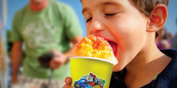 Retired Executive Finds Second Career Giving Back to His Community With Kona Ice