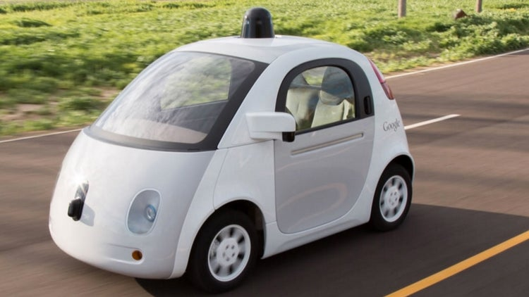 Google Self-Driving Car Hits Municipal Bus