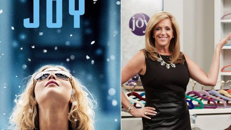 Movie 'Joy' Celebrates Something We Already Appreciate: Entrepreneurs