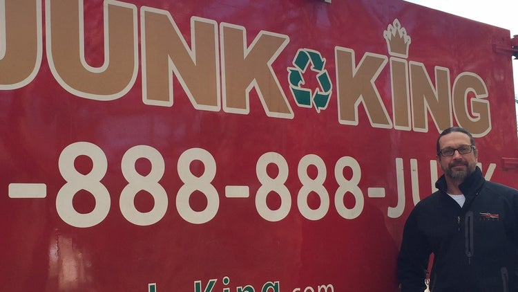Other People's Trash Is How This Franchisee Makes His Treasure