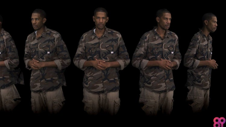 You Can Make Eye Contact With This Startup's Holograms