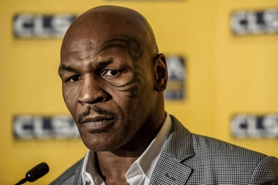 Mike Tyson and His Face Tattoo Will Represent New Bitcoin Digital Wall...