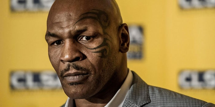 Mike Tyson and His Face Tattoo Will Represent New Bitcoin Digital Wallet Product